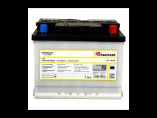 Batterie rechargeable 12 V - 63 AH HORIZONT