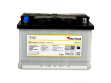 Batterie rechargeable 12 V - 85 AH HORIZONT