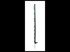 10 piquets plastiques standards verts 104 cm HORIZONT