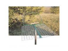 Piège à filet pour oiseaux sur poteaux, grand modèle - BOXTRAP