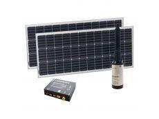 Kit de pompage solaire – Kit complet 10-25m