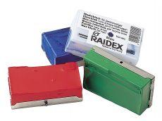 Bloc marqueur RAIDEX pour harnais - Noir