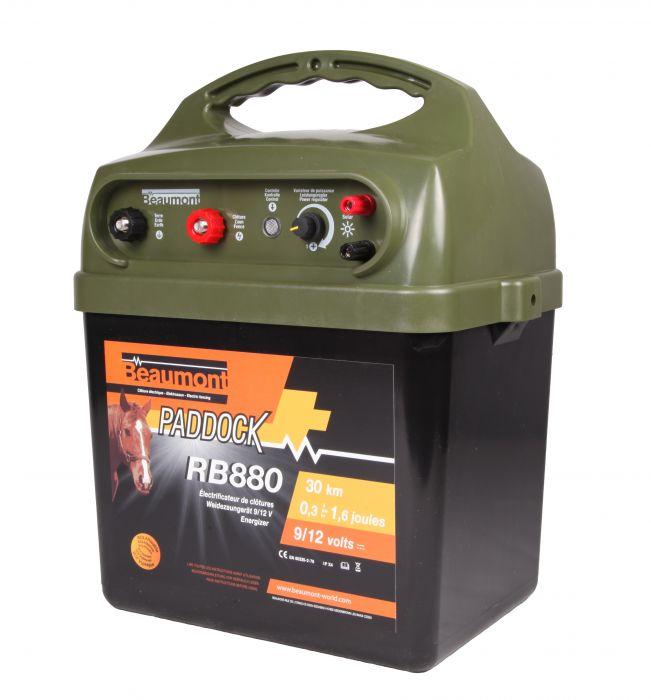 Electrificateur PADDOCK RB880