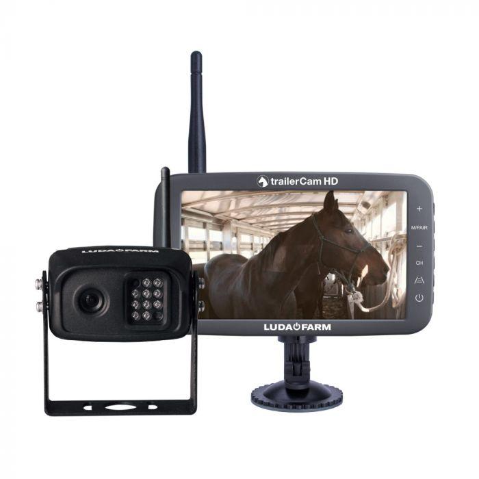 Caméra sans fil pour van pour surveiller vos chevaux - Coffia