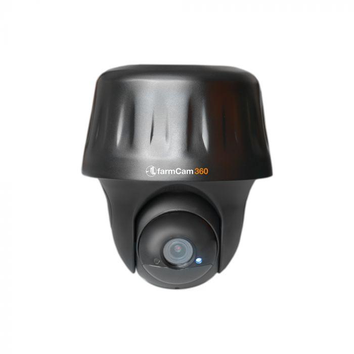 Caméra surveillance Wifi 360°, FarmCam