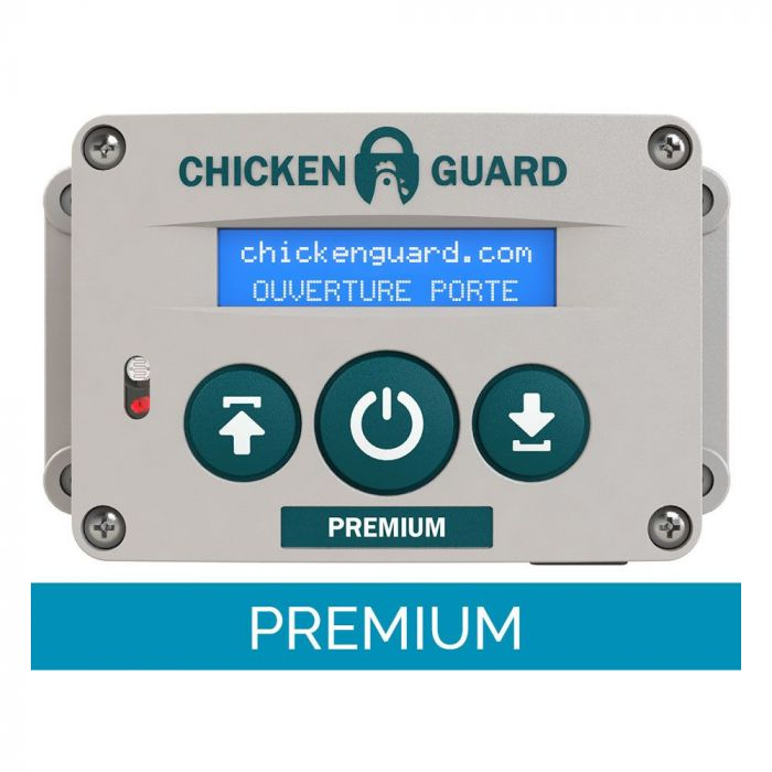 Portier automatique CHICKENGUARD Premium