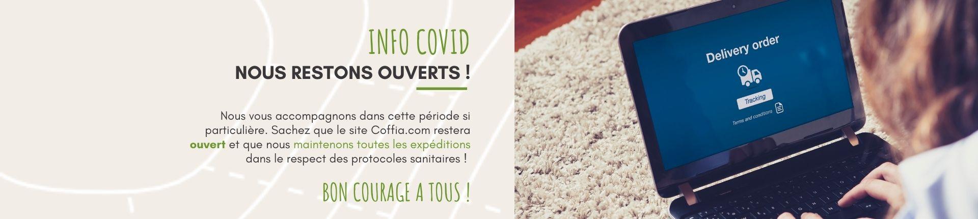 Coffia - covid
