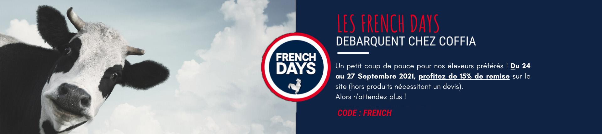 COFFIA - French Days 2021