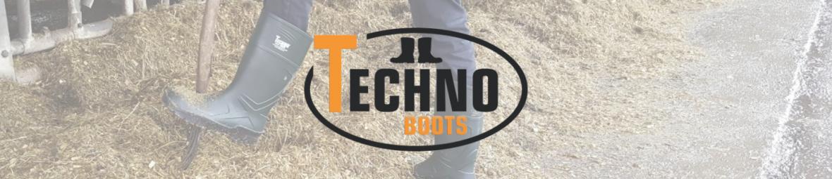 Technoboots, protection de l'éleveur, bottes