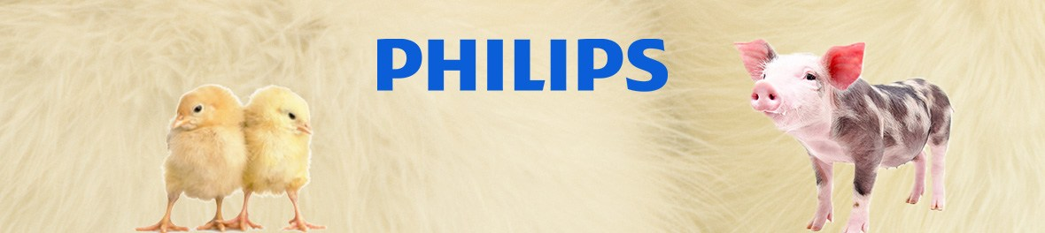 Philips, lampes infrarouges, chauffages
