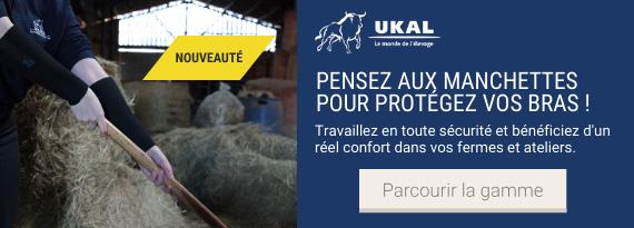 Gamme dédiée à la protection et au confort de l'éleveur